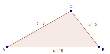 Umfang Dreieck