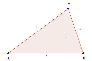 Formelsammlung Dreieck