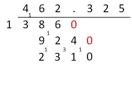 Multiplizieren mit einer dreistelligen Zahl