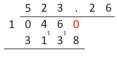 Multiplizieren mit einer zweistelligen Zahl