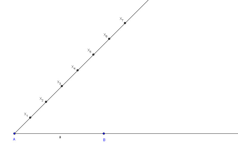Proportionale Strecken