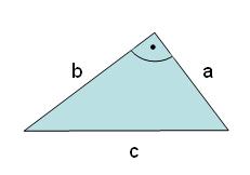 Hypotenuse berechnen