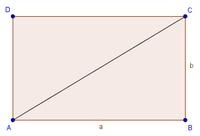 Flächenberechnung Rechtwinkeliges Dreieck