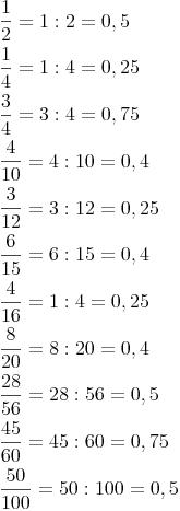 Charmant \begin{align} U0026 \frac{1}{2} U003d 1